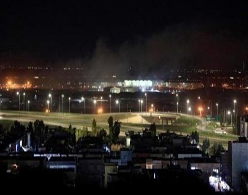 العراق.. مقتل شخص وإصابة 6 آخرين بينهم جندي أمريكي في أربيل