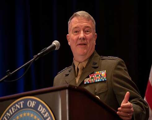 """قائد القوات الأميركية في كابول التقى ممثلين عن """"طالبان"""" في الدوحة"""