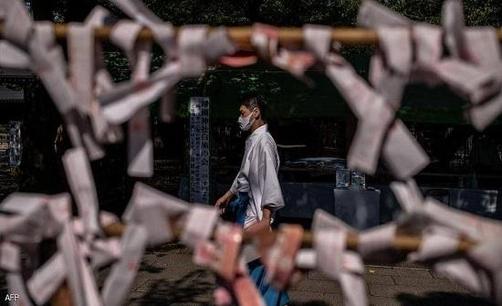 اليابان تكشف عن إصابة بسلالة جديدة لفيروس كورونا