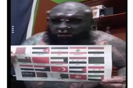 فيديو| مشعوذ من عبدة الشياطين يتوعّد دولاً عربية بالخراب و الدمار!