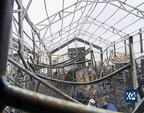 شاهد : اعترافات مدبر هجوم مطار أربيل تكشف تورط إيران في العملية