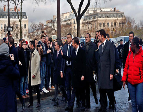 فيديو ..فرنسا: ماكرون يسعى للحوار مجدداً مع ممثلي المحتجين