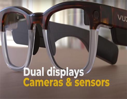 Vuzix الأمريكية تنافس غوغل بنظارات ذكية متطورة