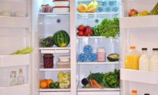 ما هي درجة الحرارة الآمنة في الثلاجة والفريزر!