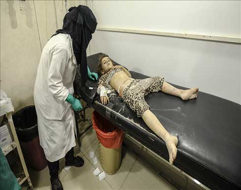 سوريا.. إصابة 3 أطفال وامرأة في قصف على مخيم بإدلب