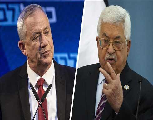 """غانتس: عباس ضد """"الإرهاب"""" وخلافنا معه أيدولجي"""