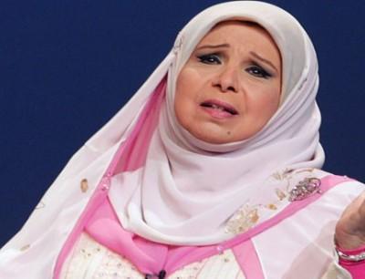 بالفيديو - مديحة حمدي تبكي على الهواء بسبب زوجها.. وتكشف سرّ اعتزالها الفن