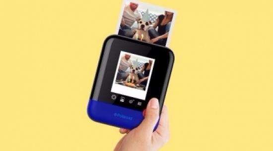 بولارويد تقدم كاميرا رقمية للطباعة الفورية