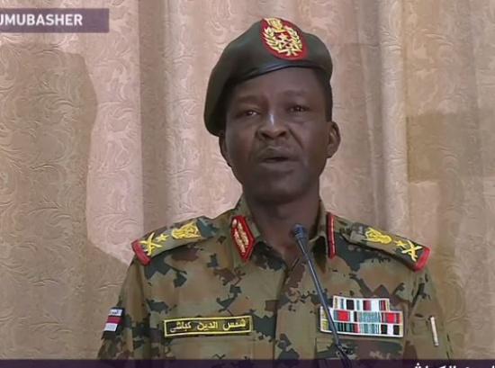 """بالفيديو : السودان.. المجلس العسكري يتفق على تشكيل لجنة مع """"قوى الحرية والتغيير"""" لحل نقاط الخلاف"""