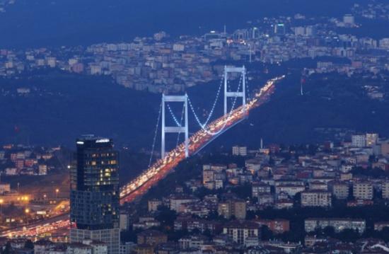 هزة أرضية بقوة 5 درجات تضرب إسطنبول