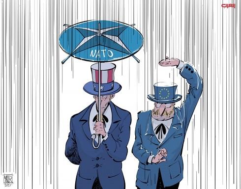 مظلة أوروبية بديلة للناتو