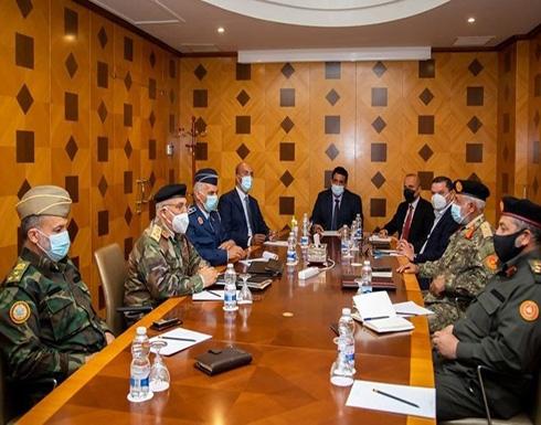 أول اجتماع مباشر للسلطة الليبية الجديدة في طرابلس