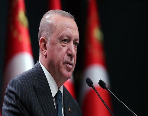 أردوغان: نعتزم منح الدبلوماسية مساحة أكبر لحل المشاكل