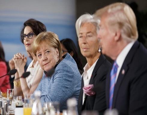رفض أوروبي لمحاولة ترامب إعادة روسيا لمجموعة السبع