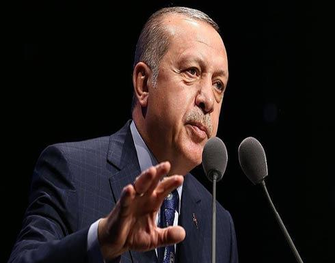 أردوغان: لو تخلينا عن أخلاقنا لسيطرنا على عفرين بثلاثة أيام