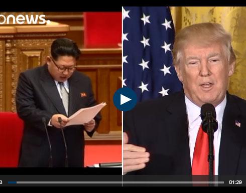ترامب يقبل دعوة الزعيم الكوري لعقد قمة مشتركة