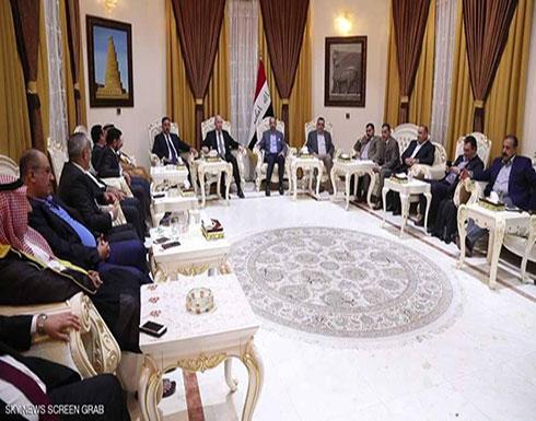 القوى السنية في العراق تشكل فريقا تفاوضيا بشأن تشكيل الحكومة