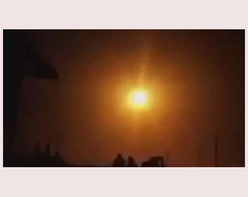 سوريا : قصف اسرائيلي جديد يستهدف ميليشيات ايرانية في سوريا