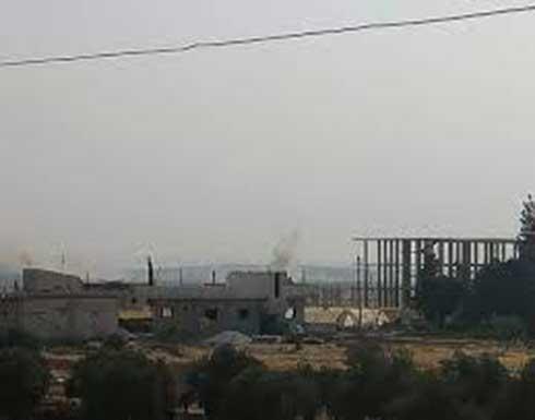 قصف صاروخي من قبل قوات النظام السوري على أحياء في درعا البلد