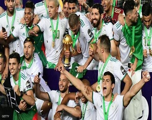 """الجزائر تستعد لاستقبال """"الأبطال"""""""
