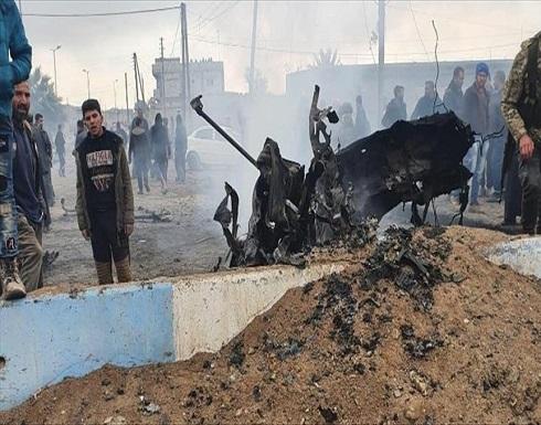 """مقتل مدني بانفجار قنبلة في """"رأس العين"""" السورية"""