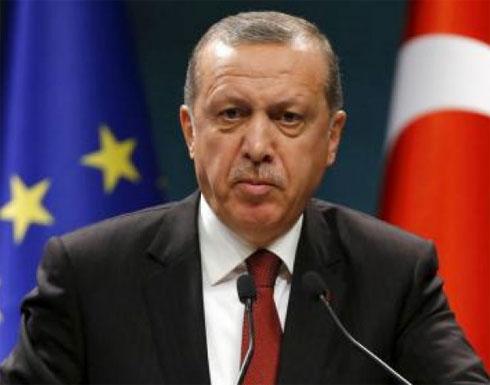 إردوغان يقول إنه سيلتقي العبادي لبحث الإستفتاء على استقلال كردستان