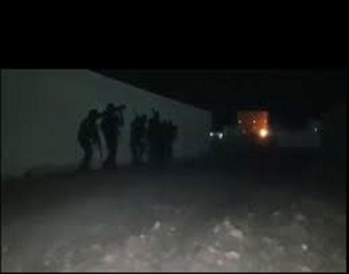 شاهد : مقتل 4 إرهابيين من المتورطين في الهجوم على كمين العريش