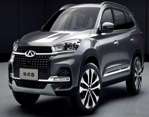 الصينية Chery تغزو الأسواق بأحدث سياراتها الكروس أوفر