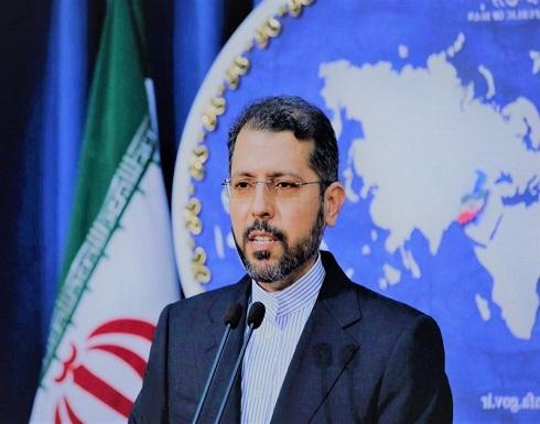 إيران تندد بالاعتداء الأمريكي على الحدود السورية العراقية