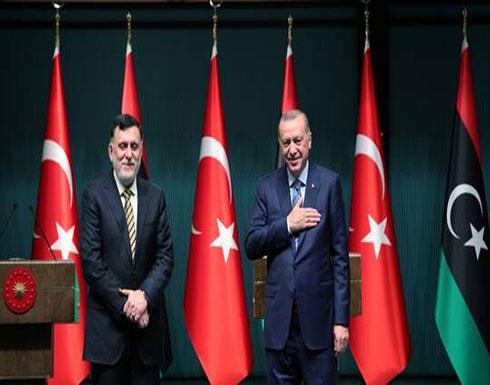 أردوغان: حفتر سيكون خارج المعادلة الليبية في أي لحظة