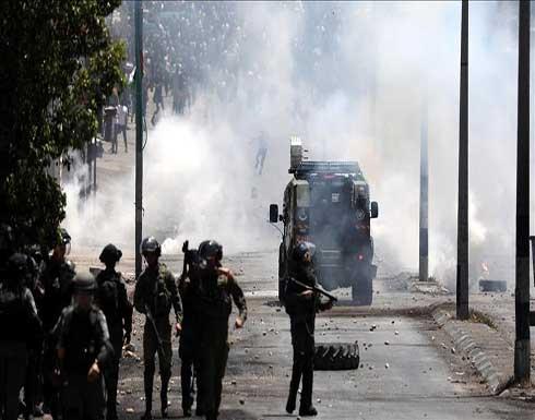 الضفة.. إصابة 4 فلسطينيين برصاص إسرائيلي وعشرات بالاختناق