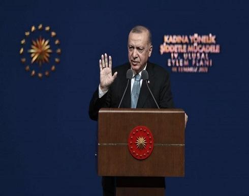 """تركيا تنسحب رسمياً من """"اتفاقية إسطنبول"""" وأردوغان مدافعاً: كفاحنا متواصل لحماية المرأة"""