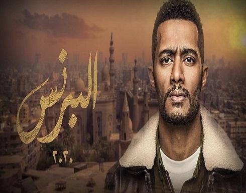 """محمد رمضان يتعرض للسخرية بسبب خطأ فادح في """"البرنس"""".. شاهد"""