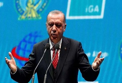 """أردوغان: عمليات أكثر فاعلية في سوريا """"قريبا"""""""