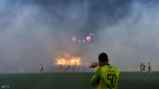 تحذير للاعبي كرة القدم من اللعب في صربيا
