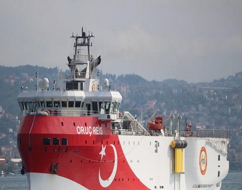 تركيا ترسل ثالث سفينة تنقيب إلى البحر الأسود