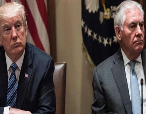 صحيفة: ما دلالات انقسام إدارة ترامب بشأن إيران؟