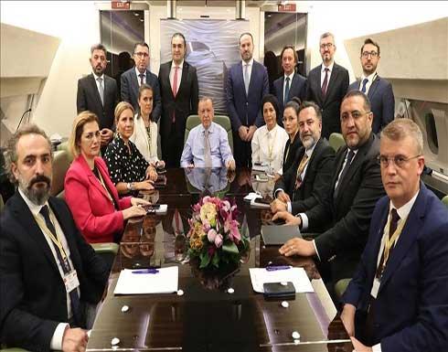 أردوغان: مستعدون لتقديم الدعم اللازم لتعافي أفغانستان