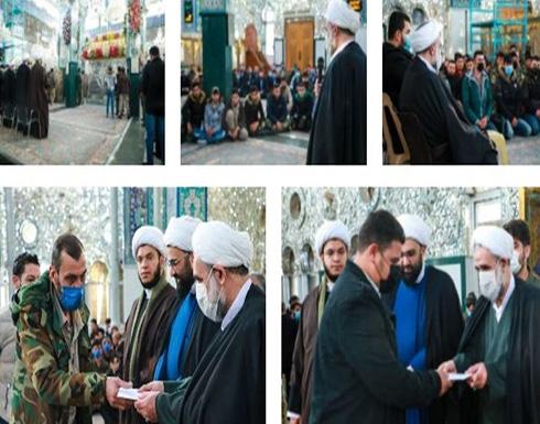 """إيران تكرم ميليشياتها في دمشق بـ """"أسماء الشوارع""""!"""