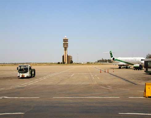 إحباط عملية لاستهداف مطار بغداد الدولي بـ10 صواريخ