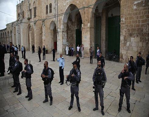إصابة عشرات الفلسطينيين في مواجهات مع قوات إسرائيلية بالقدس