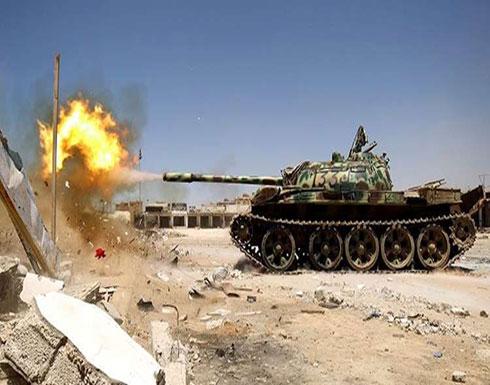 الجيش الوطني الليبي يسيطر على حقل الشرارة النفطي غربي ليبيا