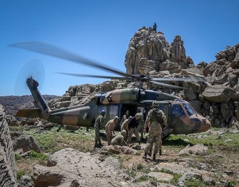 تركيا تعكف على إنشاء قاعدة عسكرية جديدة شمال العراق