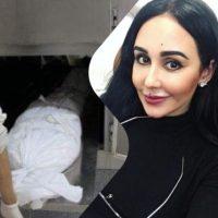 بالفيديو - والدة وئام الدحماني تخرج عن صمتها وتكشف تفاصيل وفاة ابنتها.. وماذا عن اعتزالها؟