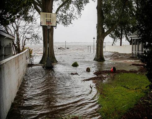 """أميركا.. الإعصار """"فلورنس"""" يضعف ويتراجع للفئة الأولى"""