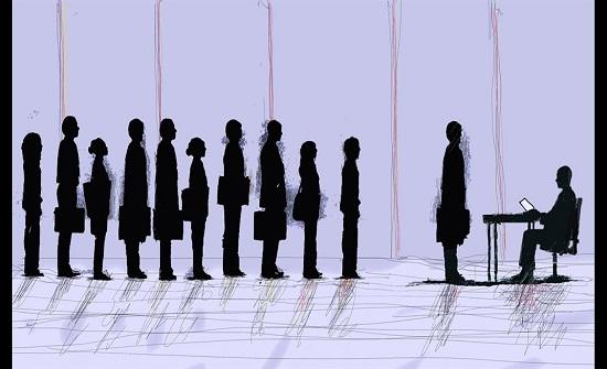 الاردن : توقعات بزيادة معدلات البطالة نتيجة سياسات حكومية خاطئة