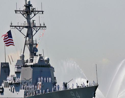 """الأسطول الأمريكي ينفي توجه المدمرة """"Ross"""" نحو شبه جزيرة القرم"""