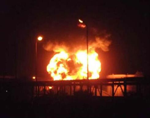 انفجار عبوة ناسفة على محل لبيع المشروبات الكحولية في بغداد