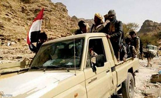 بإسناد من التحالف.. حجور تصد هجوم الحوثيين