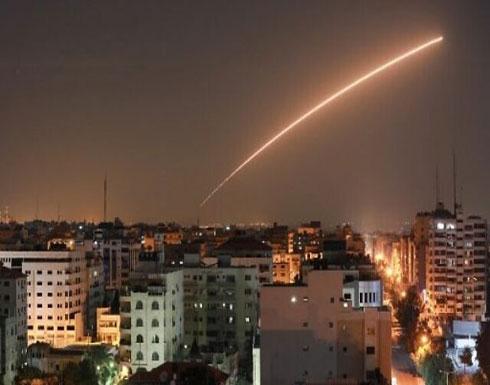 طائرات إسرائيلية تقصف مجددا أهدافا في قطاع غزة